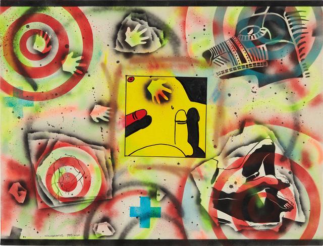 David Wojnarowicz, 'Untitled', 1983, Phillips