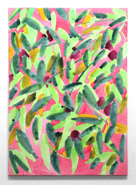 , 'Fruit From Trees,' 2014, Supplement