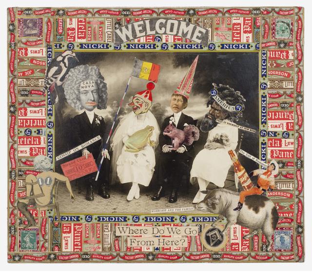 , 'Where Do We Go From Here,' 1920-1960, Kohn Gallery