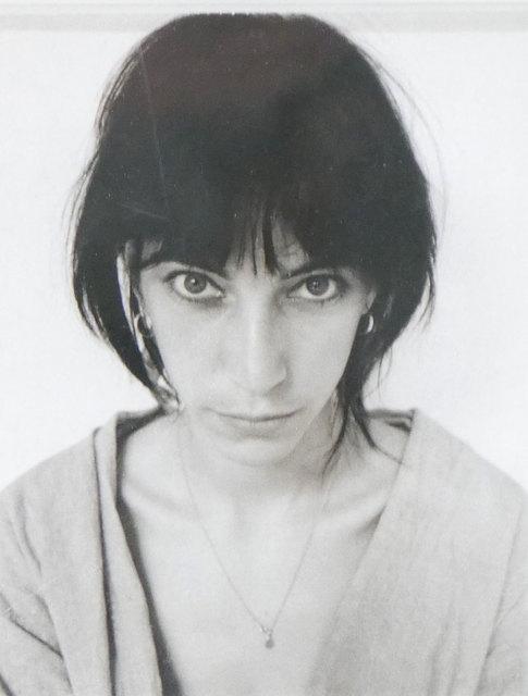 , 'Patti Smith,' 1973, Baudoin Lebon Gallery