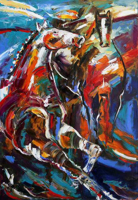 , 'Shooting Star,' 2016, Mirada Fine Art
