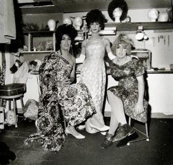 , 'Dressing room, La Villa Blanc, Albuquerque,' 1971, PDNB Gallery