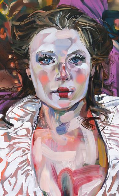 , 'Fool, Seer, MFA Grad (Christy),' 2011, Bruno David Gallery & Bruno David Projects