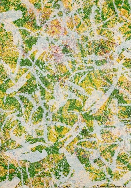 , 'Light Green Marathon,' 2003, Andrea S. Keogh Art and Design