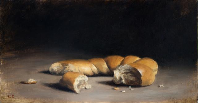 , 'Bagel,' 2016, Zemack Contemporary Art