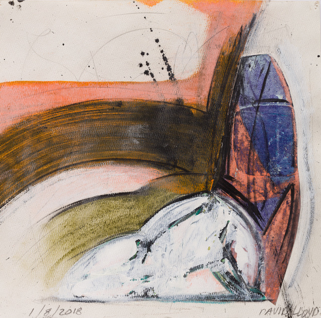, 'Untitled( January 7),' 2018, Klowden Mann