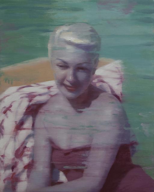 , 'Aquamarine,' 2018, Gallery 1261