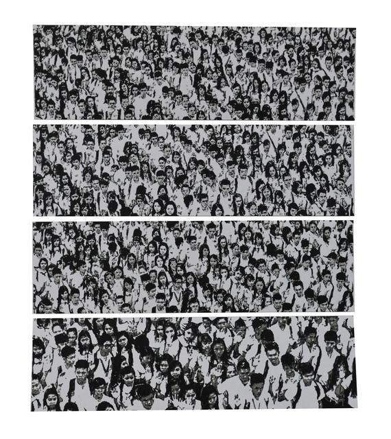 , 'Anxiety,' 2017, Elgiz Museum