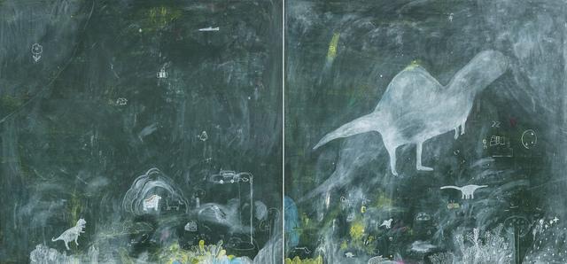 , 'A Blackboard,' 2016, Liang Gallery