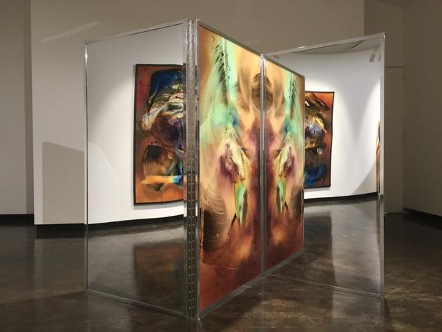 Camille Hannah, 'XXX Triptych', 2019, HOFA Gallery (House of Fine Art)