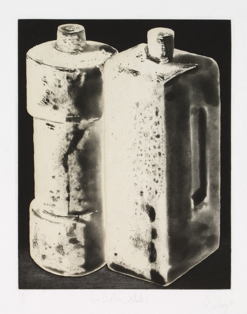 , 'Two Bottles State 1,' 1988, Zane Bennett Contemporary Art