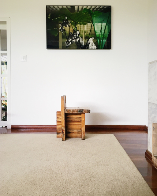 , 'Pine chairs for SESC Pompeia,' ca. 1980, Apartamento 61