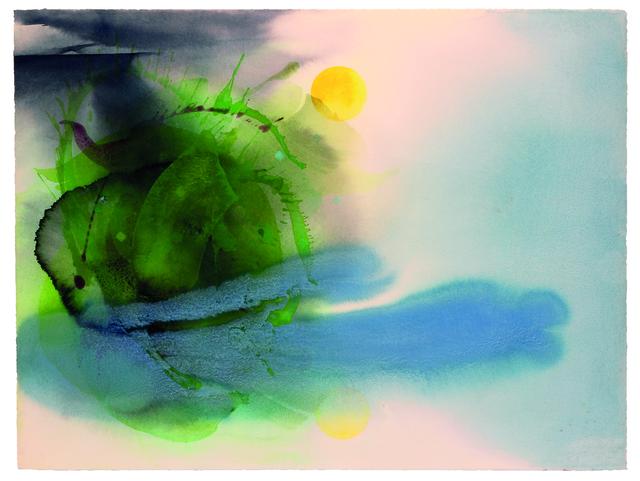 , 'The Watering Place III,' 2015, Bernard Jacobson Gallery