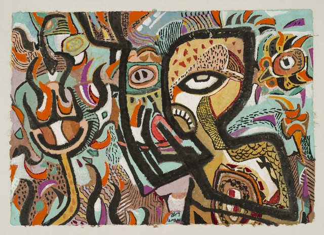, 'Earth Slough No. 254,' 2013-2016, Juliette Culture and Art Development Co. Ltd.