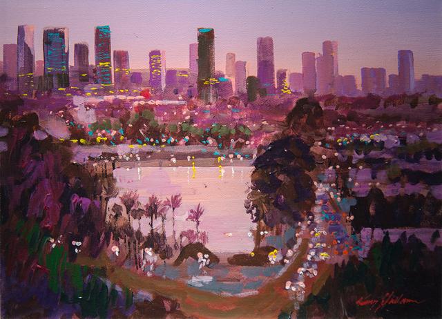 Kerry Hallam, 'L.A. Dusk', ClampArt