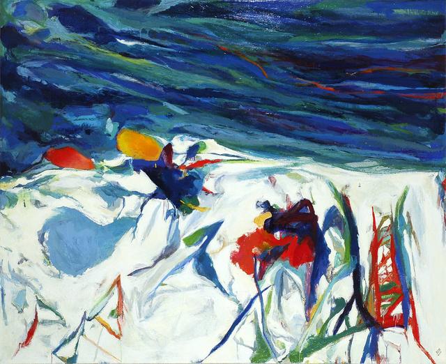 , 'Winter Storm Schoodic,' 2001, Sunne Savage Gallery