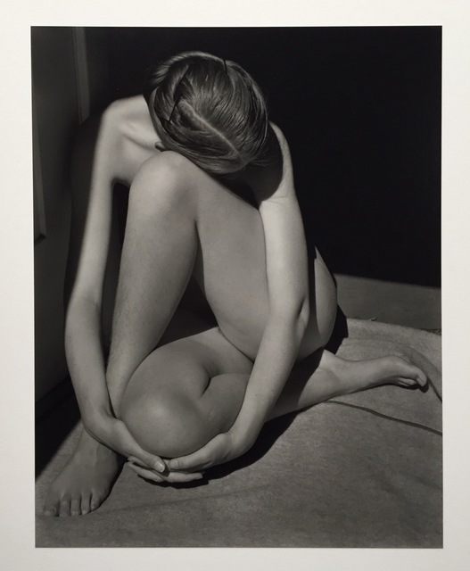 , 'Nude (Head Down - 227N),' 1936, Photography West Gallery