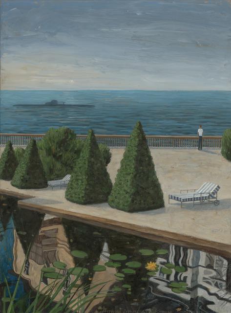 , 'Terrace,' 2014, Gallery LVS