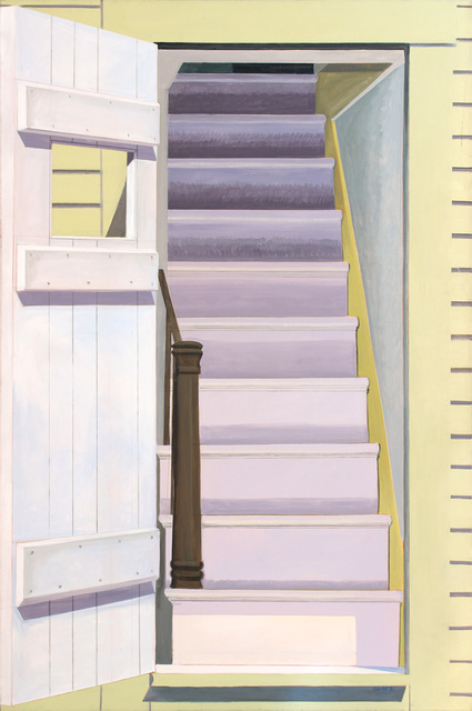 , 'Door Staircase,' 1981, Alexandre Gallery