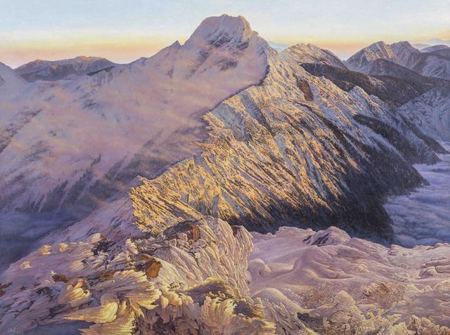 , 'Splendid Silverish Prosperity,' 2016, Liang Gallery