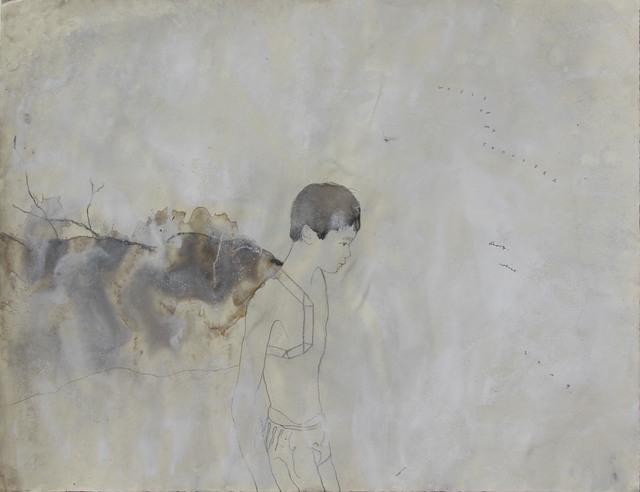 GEORG WEISE, 'WORLD ON MY SHOULDER ', 2019, Galería Quetzalli