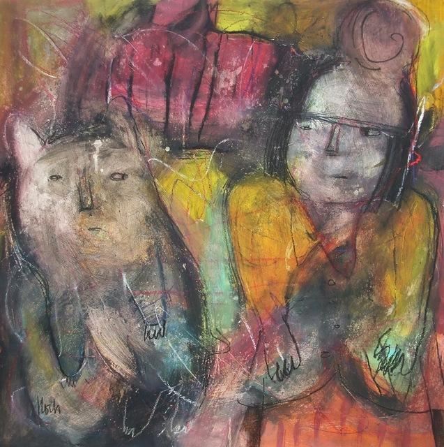 , 'Hunter/Hunted,' 2017, Hanson Howard Gallery