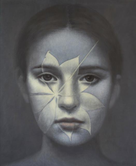 , 'MEDIOLA ARGINICA DESPUÉS DE ANNA ATKINS,' 2017, Nüart Gallery