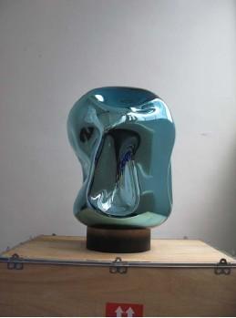 , 'Solid Liquid – Aquamarine,' 2012, Pékin Fine Arts