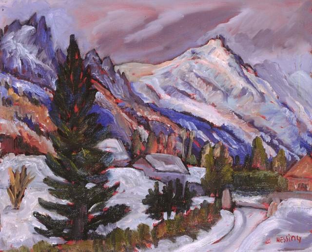 , 'Chamonix,' 2001, Pucker Gallery