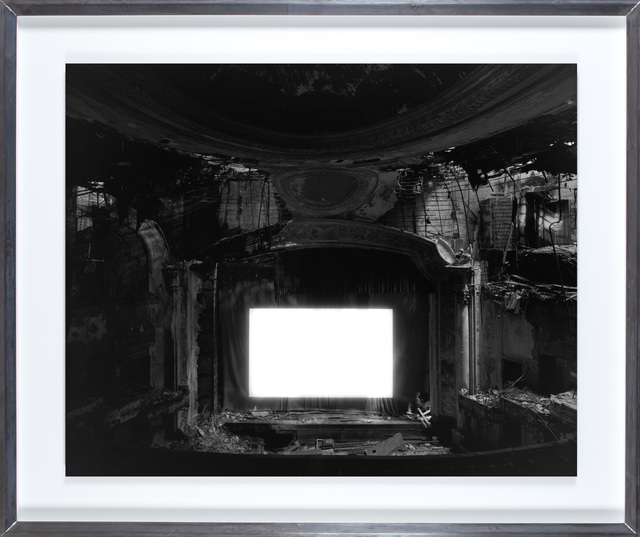 , 'Paramount Theater, Newark,' 2015, Fraenkel Gallery