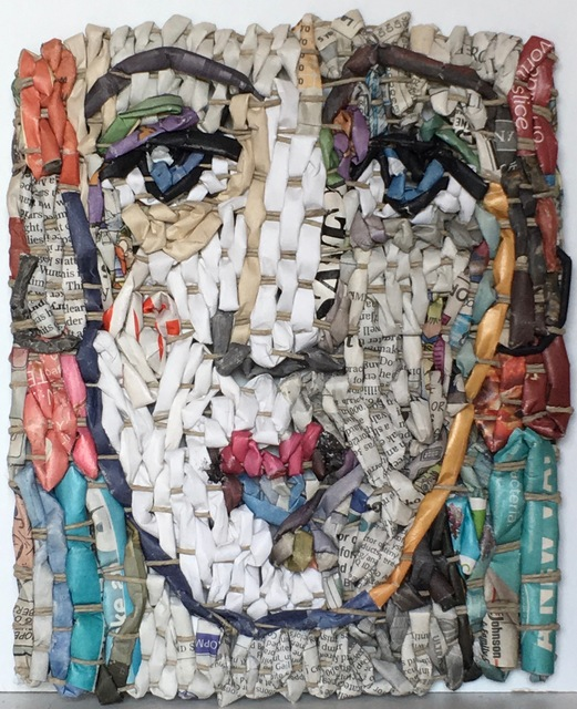 , 'FEMALE HEAD/ MAESTA #52,' 2017, Tansey Contemporary