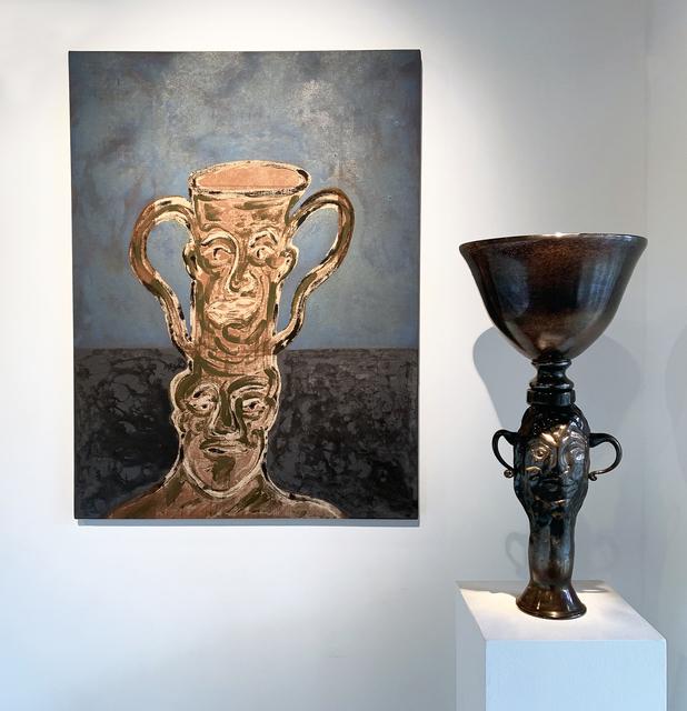 , 'DOS FLORES DE VIDRIOS,' 2003, Heller Gallery