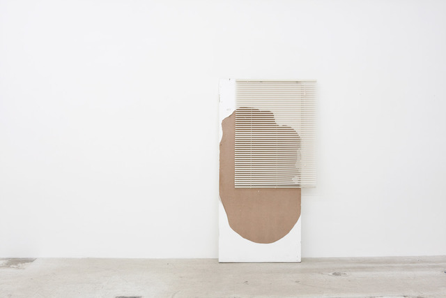 , 'A Degraded Door and Blinds,' 2012, Alejandra von Hartz Gallery