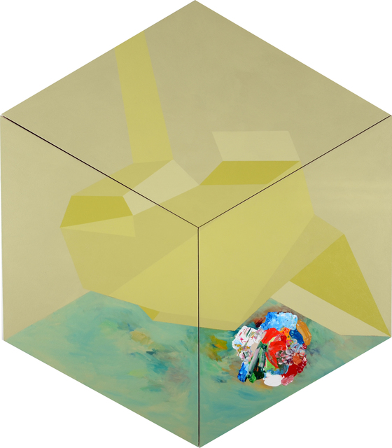 , 'Isométrie 30,' 2014, Galerie BAC