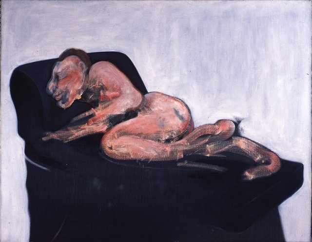 , 'Sleeping Figure,' 1959, Royal Academy of Arts
