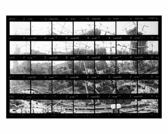 , '04#14b Berlin, Potsdamer Platz III,' 1998, Circle Culture Gallery