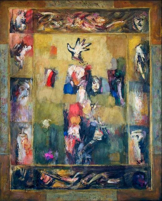 , 'L'ENIGMA,' , Galerie AM PARK