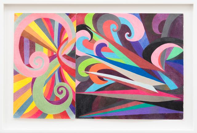 , 'Kaleidoscopic Intentions 3,' 2014, Rosamund Felsen Gallery