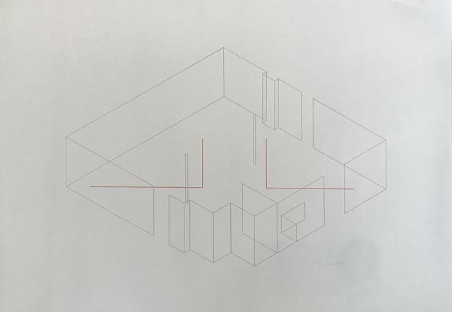 , 'Siebdruck (Screenprint),' 1985, Sims Reed Gallery