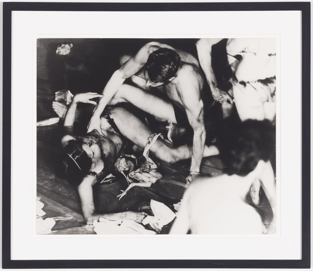 Carolee Schneemann, 'Meat Joy', 1964, P.P.O.W