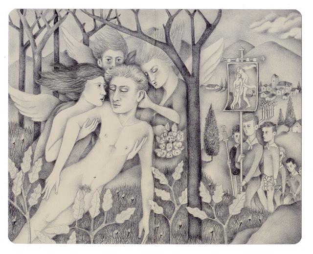 Guillermo Martin Bermejo, 'Second Elegy', 2019, James Freeman Gallery
