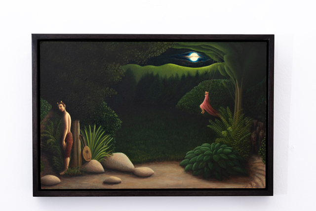 , 'Rizzio,' 2018, Arusha Gallery