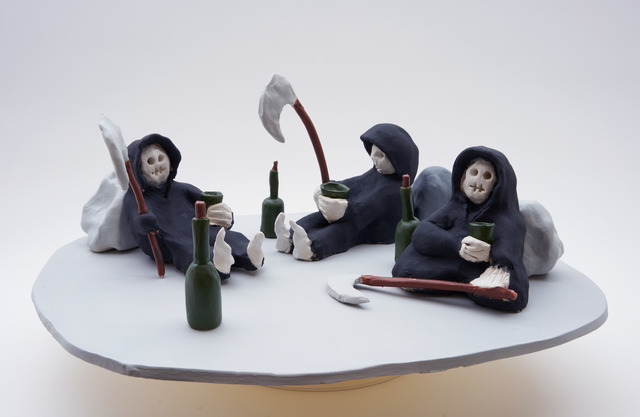 , 'Death Can Wait,' 2016, Nils Stærk