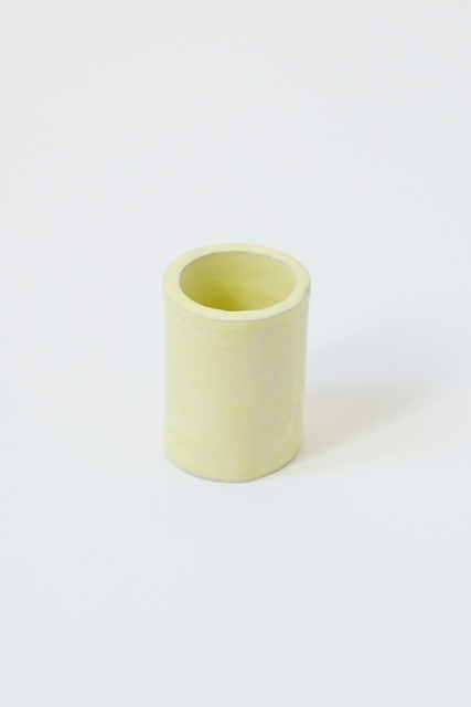 , 'Candelstick 2. (yellow),' 2017, Ani Molnár Gallery