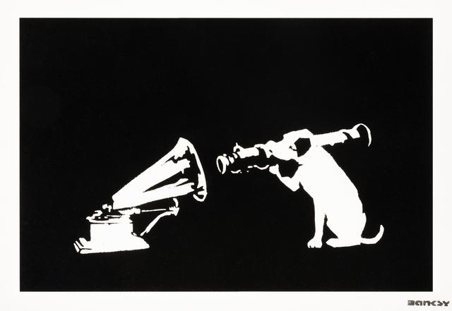 Banksy, 'HMV', 2003, Tate Ward Auctions