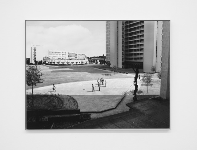 , 'Sections Of A Happy Moment (09_bw_C_20),' 2010, Micheline Szwajcer