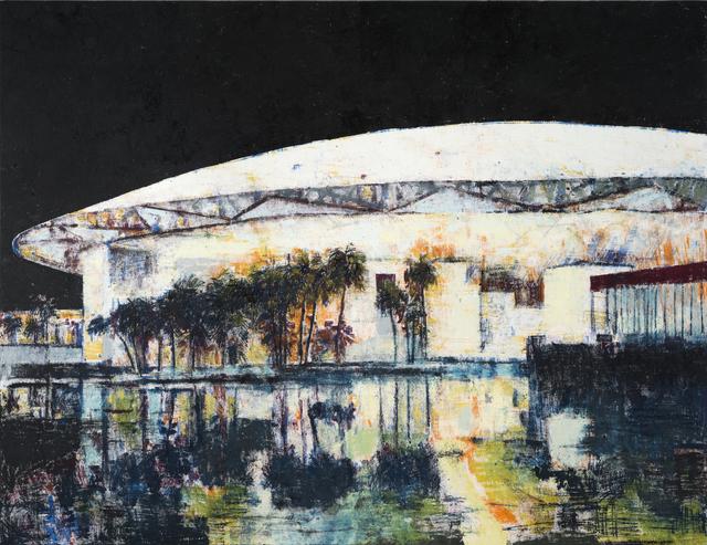 , 'Louvre Abu Dhabi,' 2017, Leila Heller Gallery