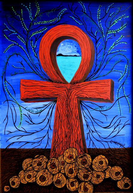 , 'Orphalese Tree,' 2018, Janet Rady Fine Art