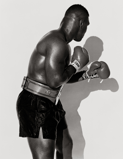 , 'Mike Tyson,' 1989, CAMERA WORK