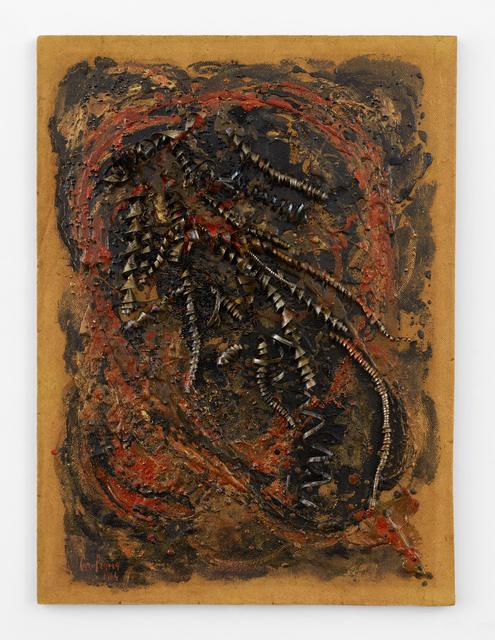 , 'Bricolage,' 1964, Lévy Gorvy